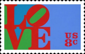 Love Stamp